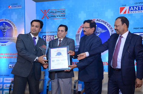 "Dr. Debraj Shome has been awarded with multiple national & international awards, such as the ""Indian of the Year - 2017"", ""Best Cosmetic Surgeon in India"", ""Best Plastic Surgeon in India"", ""Breakthrough Innovator in Facial Plastic Surgery"" & ""India's Most Promising Face in Facial Plastic Surgery Innovations"""