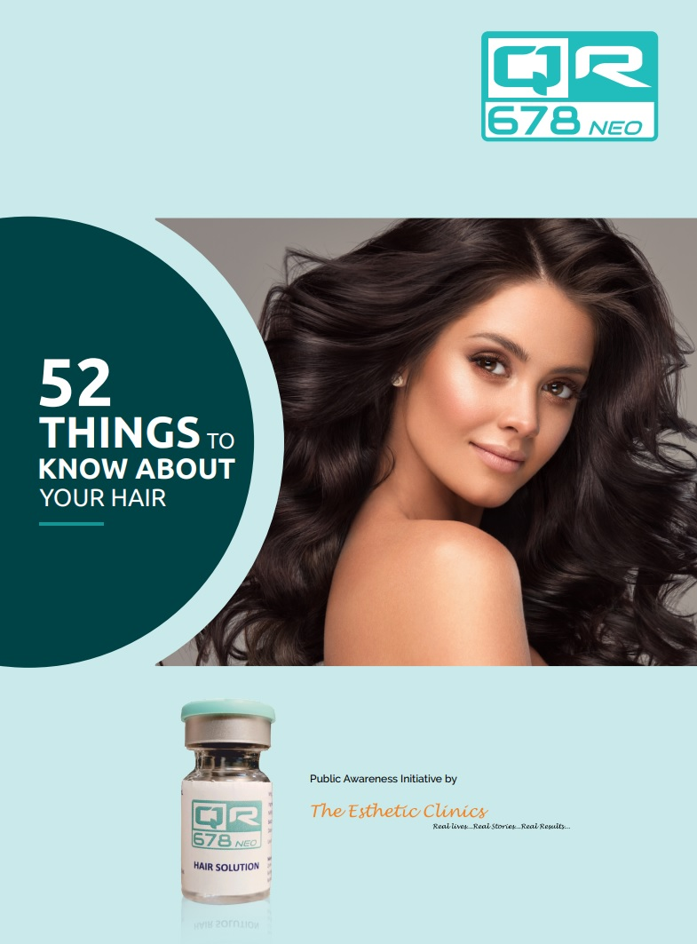 52 THINGSTO KNOW ABOUT YOUR HAIR